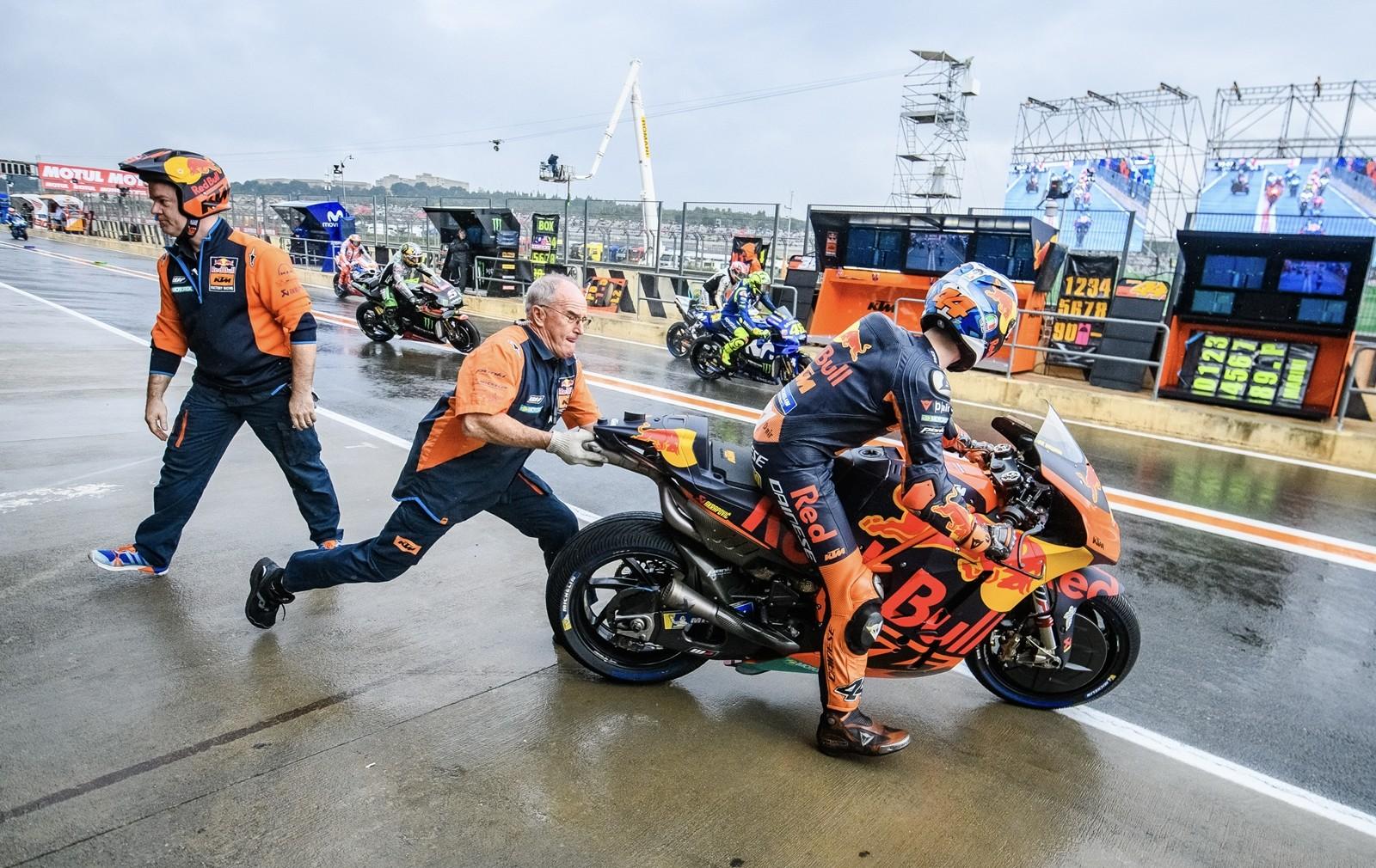 Foto de KTM y el mejor día de su vida en MotoGP (8/10)