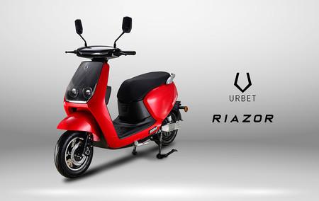 Urbet renueva su catálogo con el scooter eléctrico Riazor, para el carnet de coche y por los mismos 1.700 euros