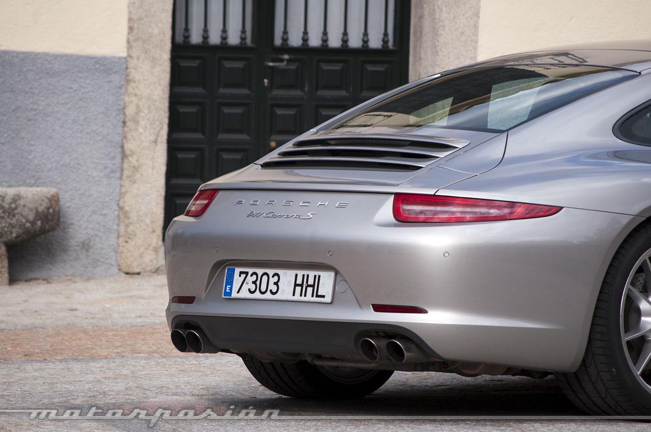 Foto de Porsche 911 Carrera S (prueba) (25/54)