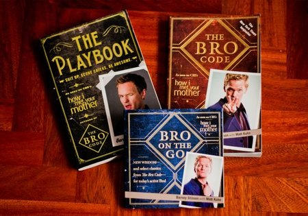 Los libros de Barney Stinson, una divertida extensión de 'How I met your mother'
