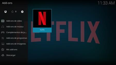 Cómo ver Netflix en Kodi y por qué puede ser mejor que hacerlo en sus aplicaciones oficiales