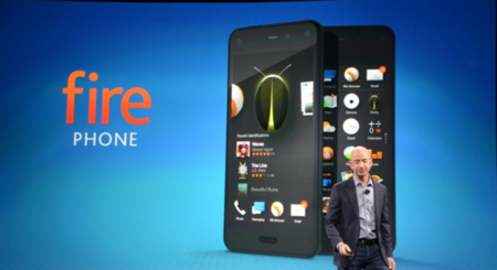 Amazon Fire Phone, el nuevo smartphone Android  de Amazon