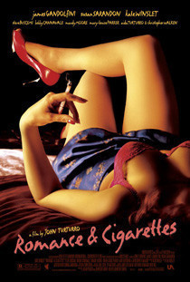 Trailer de 'Romance & Cigarettes', un musical salvaje