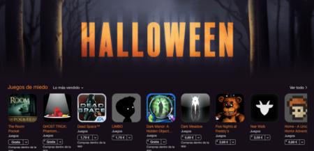 ¿Preparándote para Halloween? La App Store está plagada de opciones