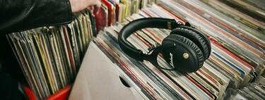 Gran rebaja en los auriculares Bluetooth Marshall Monitor que los deja más baratos que nunca en Amazon: 108,99 euros