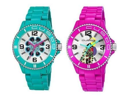 My Custo Watch, una colección de relojes perfecta para el verano
