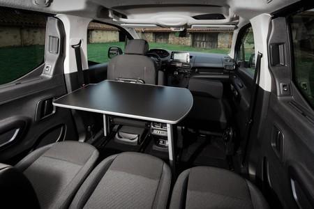 Peugeot Rifter Traveller Tinkervan Camper 2020 045