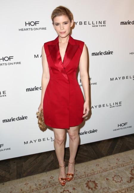Fiesta fresh faces Marie Claire 2014 Kate Mara Dior