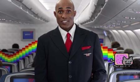 Una aerolínea aprovecha el humor del internet para prepárate antes de volar