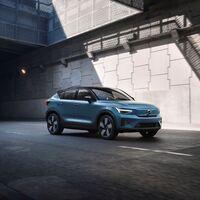 El Volvo C40 Recharge ya tiene precio en España: el SUV eléctrico sueco de 408 CV arranca por encima de 50.000 euros