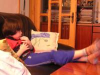 Niños menos activos y con más problemas de conducta