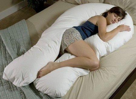 Almohada corporal, para descansar como nunca