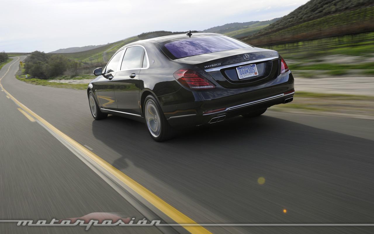 Foto de Mercedes-Maybach Clase S, primeras impresiones (2/31)
