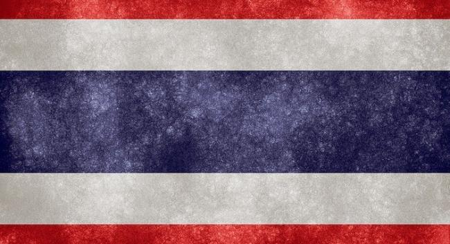 tailandia bandera