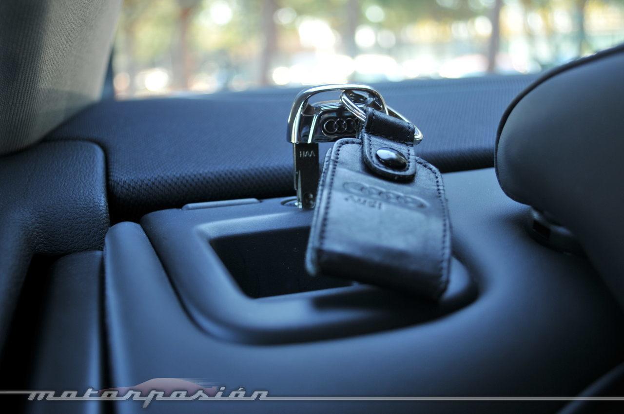 Foto de Audi A6 hybrid (prueba) (50/120)