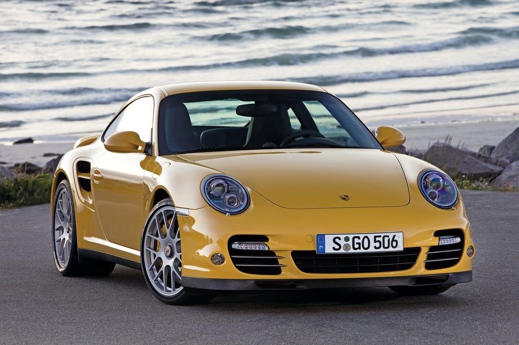 Foto de Porsche 911 Turbo (2/7)
