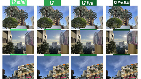 Comparativa 12 Vs 12 Pro Max