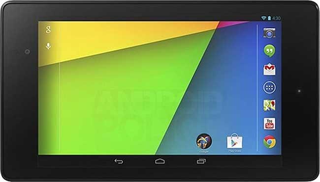 Nuevos Nexus 7